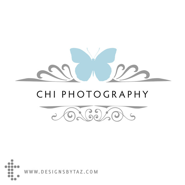 Chi Photography | Professional Photography Logo. 03.08.10